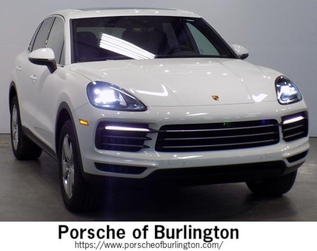 New 2019 Porsche Cayenne S Sport Utility Burlington MA