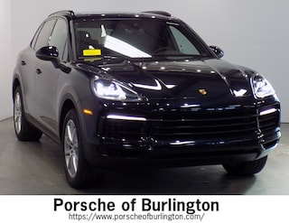 New 2019 Porsche Cayenne Premium Package Sport Utility Burlington MA