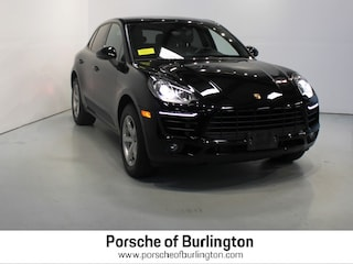 Pre-Owned 2017 Porsche Macan SUV near Boston