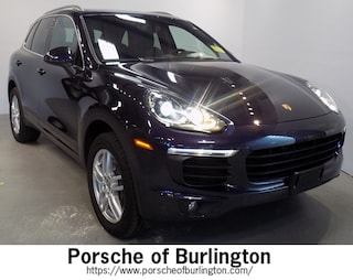 Used 2018 Porsche Cayenne Plated SUV Burlington MA