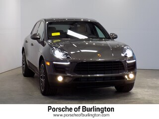 Used 2018 Porsche Macan Sport Edition Sport Utility PL5708 for sale in Boston, MA