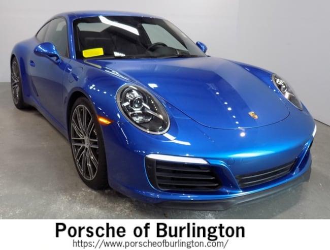 New Porsche 2018 Porsche 911 Carrera S Car for sale in Boston, MA