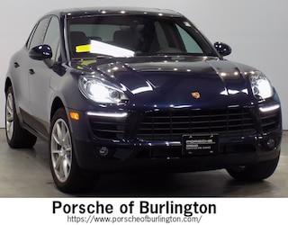 Used 2017 Porsche Macan SUV Burlington MA