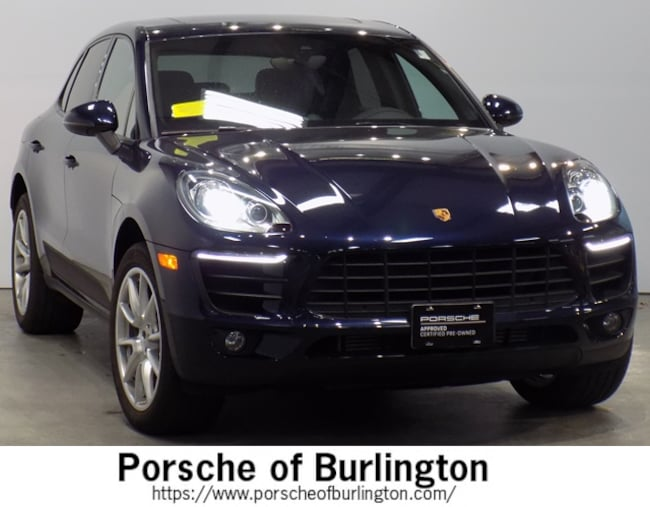 Used 2017 Porsche Macan SUV for sale in Boston, MA