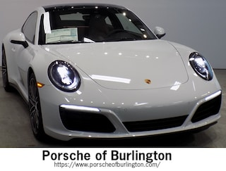 New 2019 Porsche 911 Carrera 4S Coupe Burlington MA