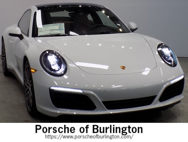 New 2019 Porsche 911 Carrera 4S Car Burlington MA