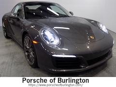 New 2019 Porsche 911 Carrera 4S Car Burlington, MA