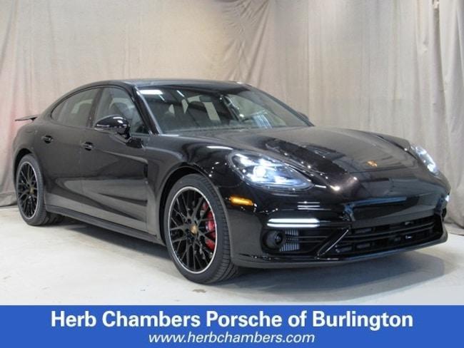 New Porsche 2018 Porsche Panamera Turbo Hatchback for sale in Boston, MA
