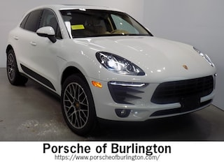 Used 2016 Porsche Macan S SUV Burlington MA