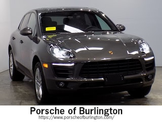 Used 2018 Porsche Macan SUV Burlington MA