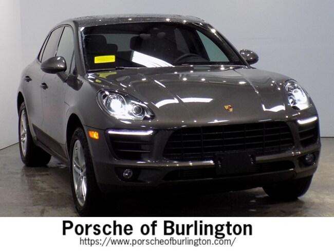 Used 2018 Porsche Macan SUV for sale in Boston, MA
