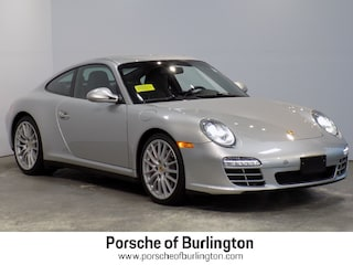 Used 2010 Porsche 911 Carrera 4S Coupe Burlington MA