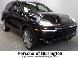 Used 2016 Porsche Cayenne SUV Burlington MA