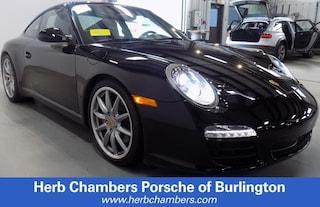 Used 2011 Porsche 911 Carrera S Coupe Burlington MA