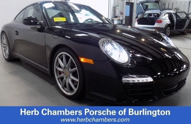 Used 2011 Porsche 911 Carrera S Coupe for sale in Boston, MA