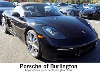 New 2019 Porsche 718 Boxster Burlington MA