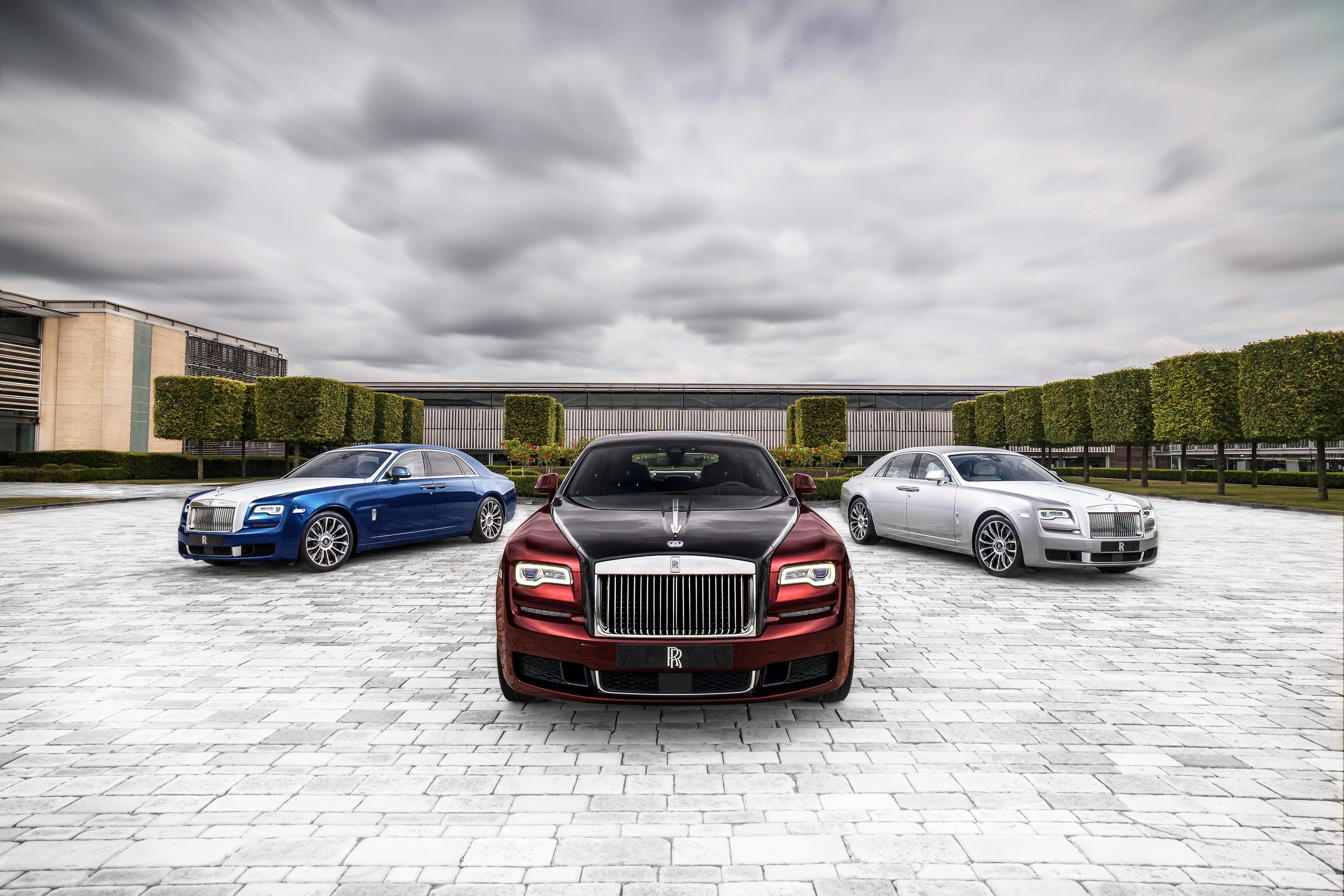 New Pre Owned Rolls Royce Cars In Wayland Near Boston