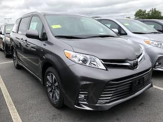 New 2019 Toyota Sienna XLE 8 Passenger Van for sale near you in Auburn, MA