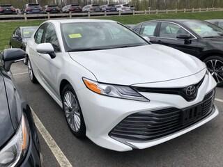 New 2019 Toyota Camry XLE Sedan for sale near Boston