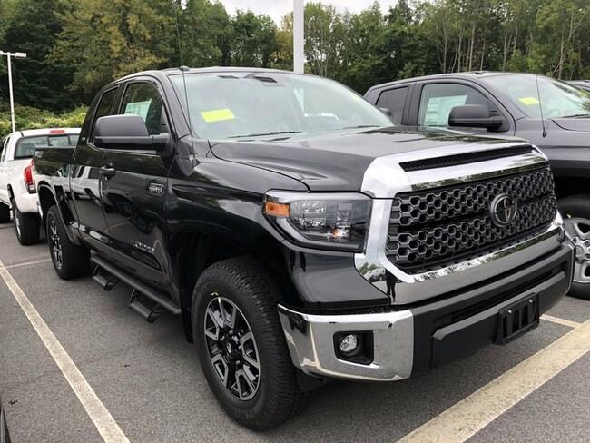 New 2019 Toyota Tundra SR5 5.7L V8 Truck Double Cab in Auburn, MA