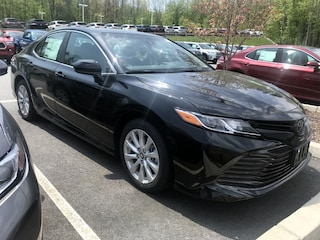 New 2019 Toyota Camry LE Sedan Boston