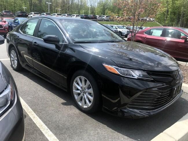 New 2019 Toyota Camry LE Sedan near Boston