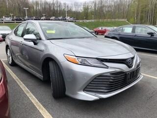New 2019 Toyota Camry Hybrid XLE Sedan for sale near you in Boston, MA
