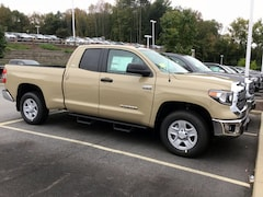 New 2019 Toyota Tundra SR5 5.7L V8 Truck Double Cab near Boston