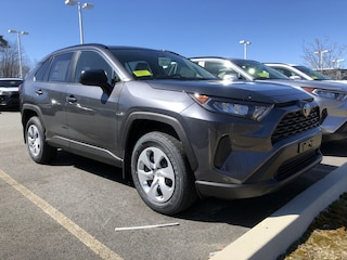 New 2019 Toyota RAV4 LE SUV for sale near you in Auburn, MA