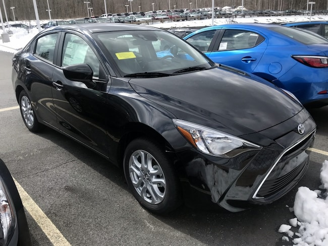 New 2018 Toyota Yaris iA Base Sedan near Boston