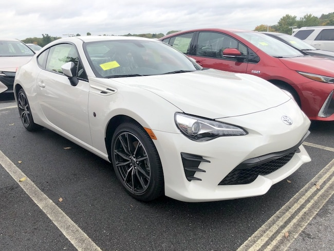 New 2019 Toyota 86 Base Coupe in Auburn, MA
