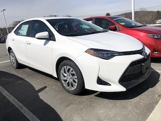New 2019 Toyota Corolla LE Sedan for sale near you in Auburn, MA