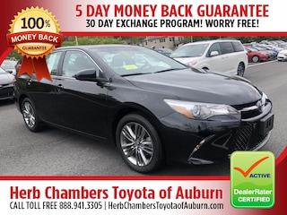 Used 2016 Toyota Camry SE Car A272504A for sale near you in Auburn, MA