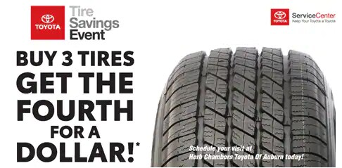 Nice Restrictions Apply. See Dealer For Details. OEM, OEA And WIN Replacement  Tires Only. Tires Must Be Dealer  Installed. Three Tires At Regular Price,  ...