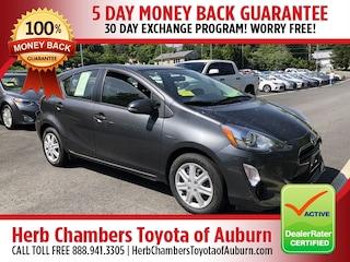 Used 2015 Toyota Prius c II Car A272483A for sale near you in Auburn, MA