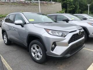 New 2019 Toyota RAV4 XLE SUV for sale near you in Auburn, MA