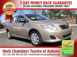 Used 2009 Toyota Corolla Base Sedan for sale near Boston, MA