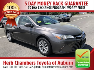Used 2016 Toyota Camry LE Car A5455 for sale near you in Auburn, MA