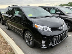 New 2020 Toyota Sienna XLE 7 Passenger Van Auburn, MA