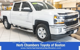 for sale near you in Boston, MA 2017 Chevrolet Silverado 1500 LT w/1LT Truck Crew Cab new and used Toyota Prius