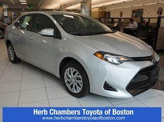 Certified Pre-Owned 2018 Toyota Corolla LE Sedan near Boston, MA
