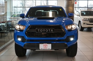New 2019 Toyota Tacoma TRD Pro V6 Truck Double Cab for sale near you in Boston, MA