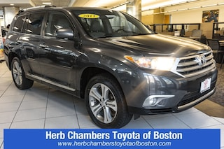 Used 2011 Toyota Highlander Limited V6 SUV 1976417A near Boston, MA