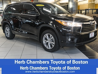 Used 2016 Toyota Highlander LE Plus V6 SUV P11840 near Boston, MA