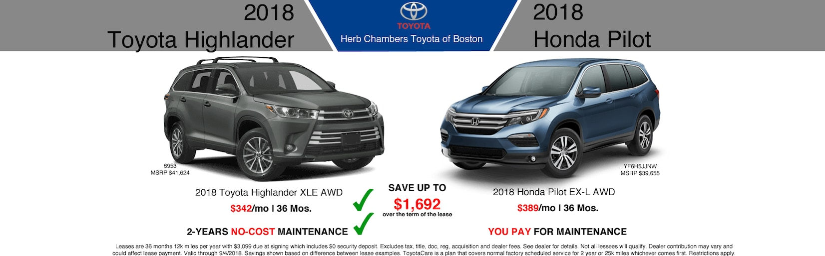 New & Used Car Dealership at Herb Chambers Toyota of Boston