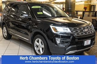 for sale near you in Boston, MA 2016 Ford Explorer XLT SUV new and used Toyota Prius