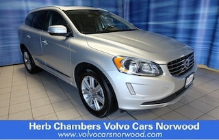 Pre-Owned 2016 Volvo XC60 T6 Drive-E SUV VP2897 in Norwood, MA
