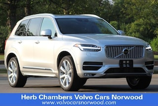New 2018 Volvo XC90 T6 AWD Inscription (7 Passenger) SUV Norwood, MA
