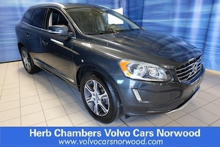 Pre-Owned 2015 Volvo XC60 T6 SUV V926366A in Norwood, MA