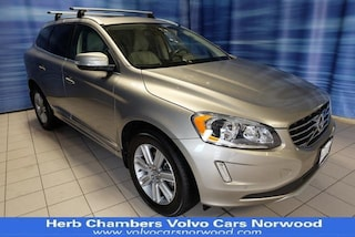 Pre-Owned 2016 Volvo XC60 T6 Drive-E SUV VP2933 in Norwood, MA